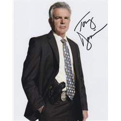 Tony Denison Signed Photo as Lt. Andy Flynn from Major Crimes