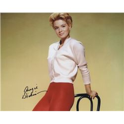 Angie Dickinson Signed Color Photo