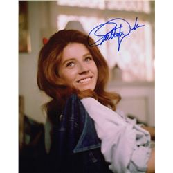 Patty Duke Signed Color Photo