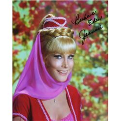 Barbara Eden Signed Photo as Jeannie from I Dream of Jeannie