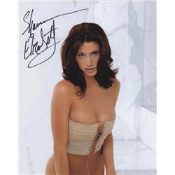 American Pie Star Shannon Elizabeth Signed Photo