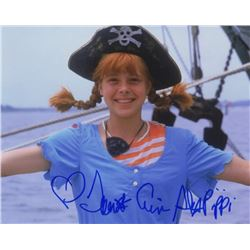 Tami Erin Signed Photo as Pipi Longstocking from The New Adventures of Pippi Longstocking
