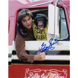 Greg Evigan Signed Photo as Billie Joe McKay from B.J. and the Bear