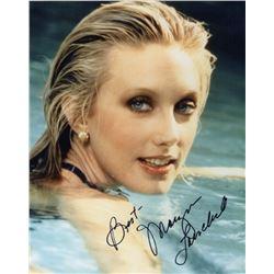 Morgan Fairchild Signed Color Photo