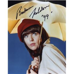 Barbara Feldon Signed Photo as Agent 99 from Get Smart