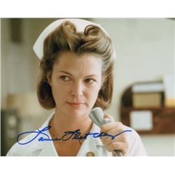 Louise Fletcher Signed Photo as Nurse Ratched from One Flew Over the Cuckoo's Nest