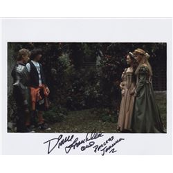 Diane Franklin Signed Photo as Princess Joanna from Bill & Ted's Excellent Adventure