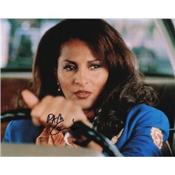 Pam Grier Signed Photo from Jackie Brown