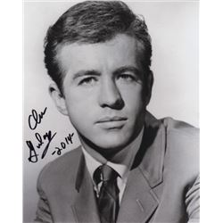 Clu Gulager Signed Photo from The Last Picture Show