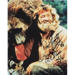 Dan Haggerty Signed Photo from The Life and Times of Grizzly Adams