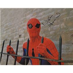 """Nicholas Hammond 11"""" x 14"""" Signed Photo as Spider-Man from The Amazing Spider-Man (1977)"""