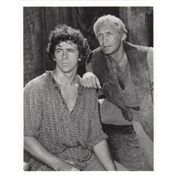 Ron Harper Signed Photo as Alan Virdon from Planet of the Apes TV Series