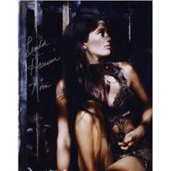 Linda Harrison Signed Photo as Nova from Planet of the Apes (1968)