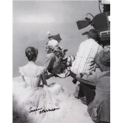 """Susan Harrison Signed Photo from The Twilight Zone Episode """"The Ballerina"""""""