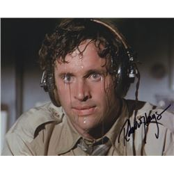 Robert Hays Signed Photo Still as Ted Striker from Airplane!