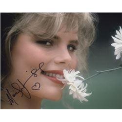 Mariel Hemingway Signed Color Photo