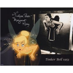 Margaret Kerry Signed Photo as Tinker Bell from Disney's Peter Pan