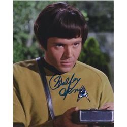 Walter Koenig Signed Photo as Chekov from Star Trek The Original Series