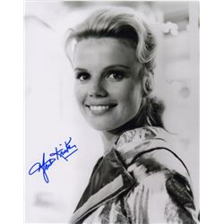 Marta Kristen Signed Photo as Judy Robinson from Lost in Space