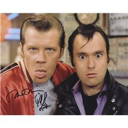 David Lander & Michael McKean Signed Photo from Laverne & Shirley