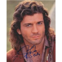 Joe Lando Signed Photo as Byron Sully from Dr. Quinn, Medicine Woman