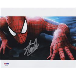 Stan Lee Marvel's Spider-Man Signed Photo