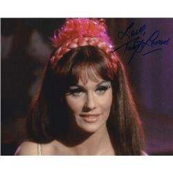 "Tanya Lemani Signed Photo as Kara from the Star Trek Original Series Episode ""Wolf in the Fold"""