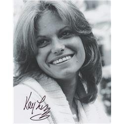 Kay Lenz Signed Photo as Jerri Kane Hummer from White Line Fever