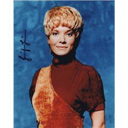 Jennifer Lien Signed Photo as Kes from Star Trek: Voyager