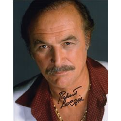 Robert Loggia Signed Photo as Frank Lopez from Scarface
