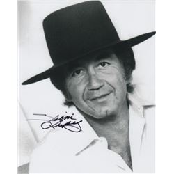 Singer and Actor Trini Lopez Signed Photo