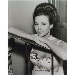 BarBara Luna Signed Photo as Elena from Mission: Impossible