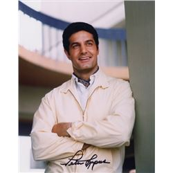 Peter Lupus Signed Photo as Willy Armitage from Mission: Impossible