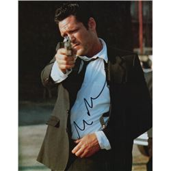 Michael Madsen Signed Photo as Mr. Blonde from Reservoir Dogs