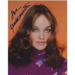Pamela Sue Martin Signed Photo as Fallon Carrington Colby from Dynasty