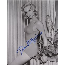 Diane McBain Signed Photo from 1962 Magazine Print