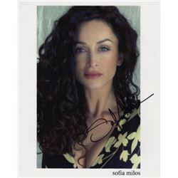 CSI: Miami Star Sophia Milos Signed Photo