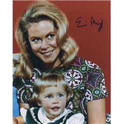 Elizabeth Montgomery Signed Photo as Samantha Stephens from Bewitched