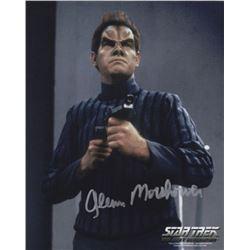 Glenn Morshower Signed Photo as the Terrorist Orton from Star Trek: The Next Generation