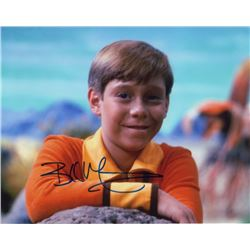 Bill Mumy Signed Photo as Will Robinson from Lost in Space
