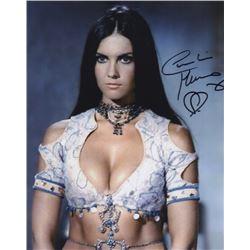 Caroline Munro Signed Photo as Margiana from The Golden Voyage of Sinbad
