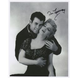 Don Murray Signed Photo as Bo Decker with Marilyn Monroe from Bus Stop