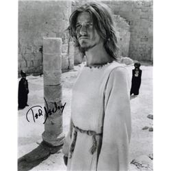 Ted Neeley Signed Photo as Jesus from Jesus Christ Superstar