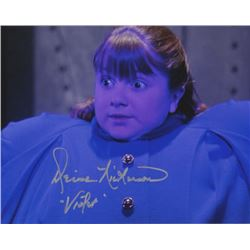 Denise Nickerson Signed Photo as Violet Beauregarde from Willy Wonka & the Chocolate Factory