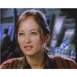 Julia Nickson Signed Photo Still from Rambo: First Blood Part II