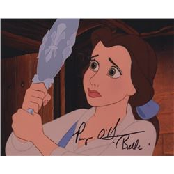 Paige O'Hara Signed Photo as Belle from Disney's Beauty and the Beast