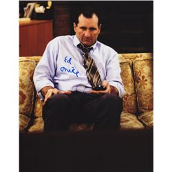 """Ed O'Neill 11"""" x 14"""" Signed Photo as Al Bundy from Married With Children"""