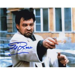 Ed O'Ross Signed Photo from Red Heat