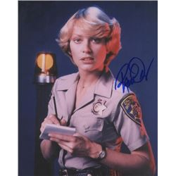 Randi Oakes Signed Photo as Officer Bonnie Clark from CHiPs