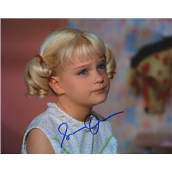 Susan Olsen Signed Photo as Cindy Brady from The Brady Bunch